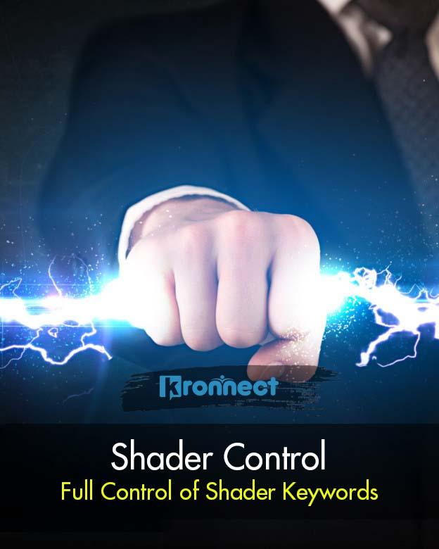 Shader Control